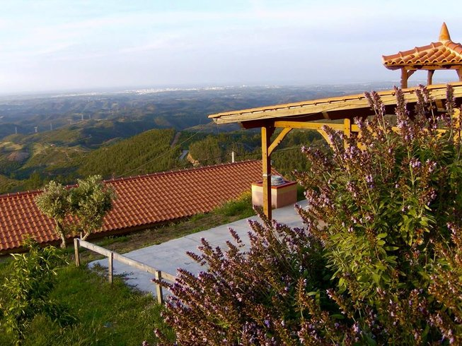 7 Days Sacred Healing, Detox, Meditation, and Yoga Retreat in Algarve, Portugal
