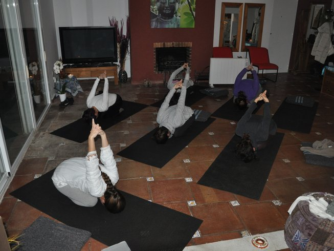 7 Days Kundalini Yoga Retreat in Spain