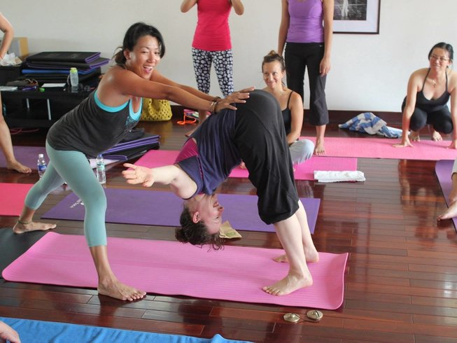 6 Days Yoga &Therapeutics Immersion in Thailand