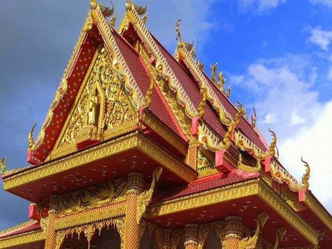 6 Tage Yoga, Natur & Kultur Retreat in Paksong, Thailand