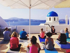 8 Days Happiness Tour and Yoga Retreat in Greece