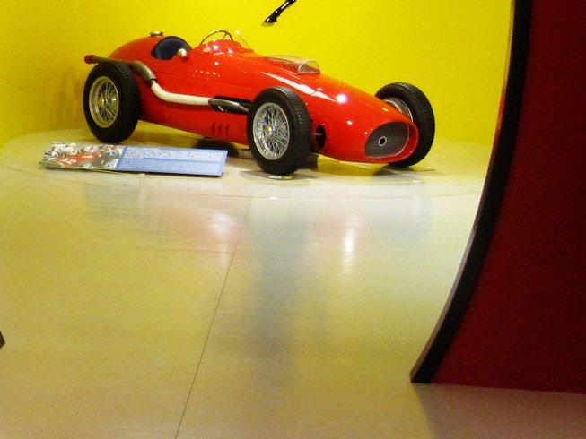 Food & Ferrari Tour: all in 1!