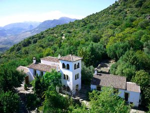 8 Tage Yoga Self Care Retreat in einem Naturschutzgebiet in Andalusien, Spanien