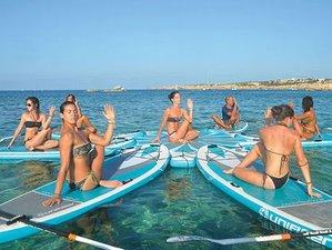 7 días de vacaciones de bienestar, yoga y naturaleza en Ibiza