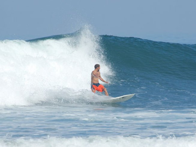 7 Days Point Break Surf Camp Bali