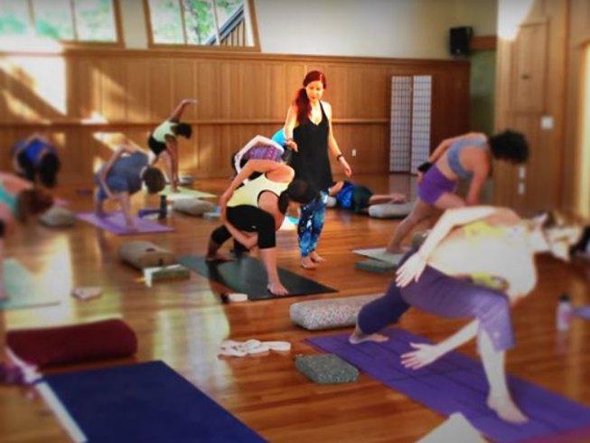 5 Days Women Yoga Retreat Canada