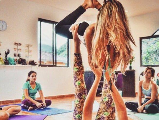 28 Days 200-Hour Yoga Teacher Training in Panama