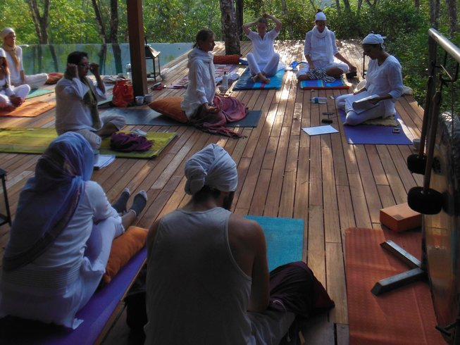 7 Days Yoga Teacher Training Camp Module 3 in Sri Lanka