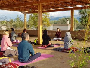 8 Day Intensive Yoga Retreat with Pranayama, Meditation, and Mantra Chanting in Ourika
