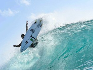 31 Tage Stay Co-Working und Surf Camp in Padang Padang, Bali