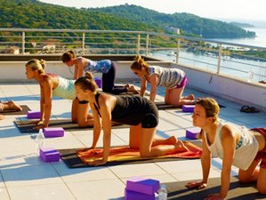 8 Days Summer Yoga Retreat in Vis Island, Croatia