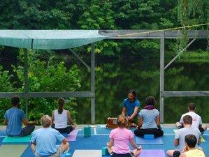 3 Days Yoga Weekend in Ananda Ashram, New York