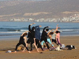 6 Tage Surf und Yoga Retreat in Agadir, Marokko