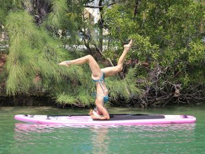 4 j-25 h de formation de professeur de surf-paddle yoga, Floride