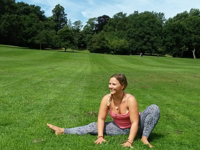 New Year Yoga Retreat in UK - Feel Amazing as a Woman