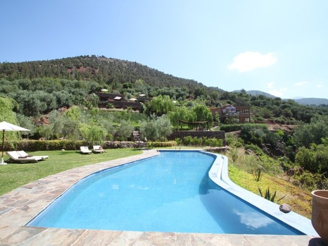 4 Days Cooking Holiday in Morocco