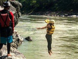 4 Days Refreshing Waterfall Hiking Yoga Retreat in Rishikesh, India