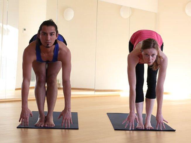 29-Daagse 20-urige Hot Yoga Docentenopleiding in Barcelona, Spanje