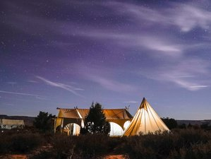 Lodging: Camping Safari's