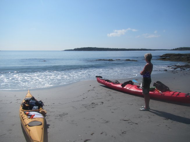 3 Days Sea Kayaking and Yoga Retreat Canada