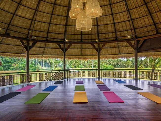 7 Days Culinary Vacation and Yoga Retreat in Bali