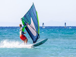 7 Days Beginner Windsurf Camp in Rhodes, Greece