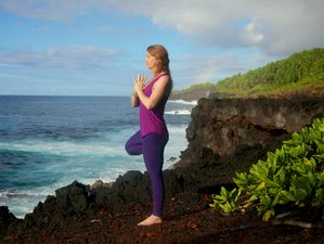 21 Days 200-Hour Therapeutic Yoga Teacher Training in Hawaii