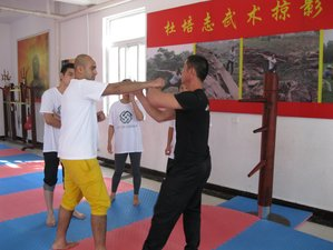 3 Months Kung Fu Training in Shandong, China