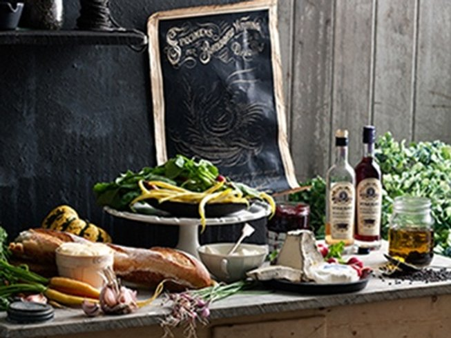 8 Days Wine and Cooking Holidays in France