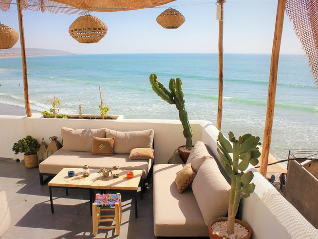 6 Days Waterlust Surf and SUP Yoga Retreat in Souss-Massa, Morocco