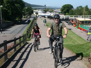 Coast to Coast Cycling between the Atlantic and the North Sea in 4 days