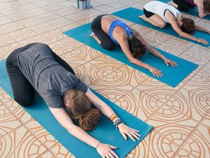 4 Day Relax and Rejuvenate Wellness Holiday with Yoga and More in Playa del Albir, Alicante