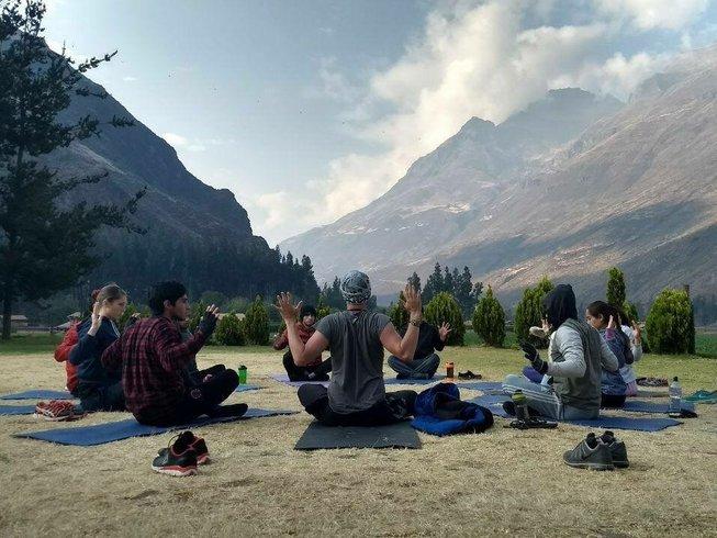 22 Days 200-Hour Yoga Teacher Training in Peru