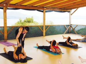 8 Days Integral Yoga, Meditation, Mind Control, Dancing, and Fitness Retreat in Thessaly, Greece