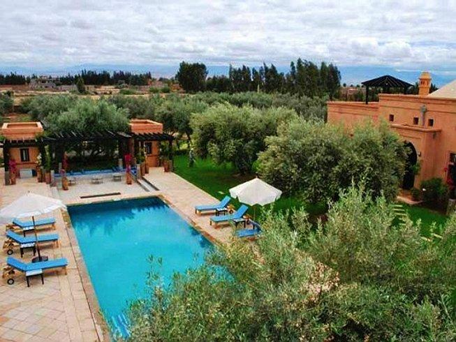 7 Days Luxury Yoga Retreat in Marrakesh, Morocco
