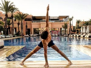 7 Tage Luxuriöser Yoga Retreat in Marrakesch