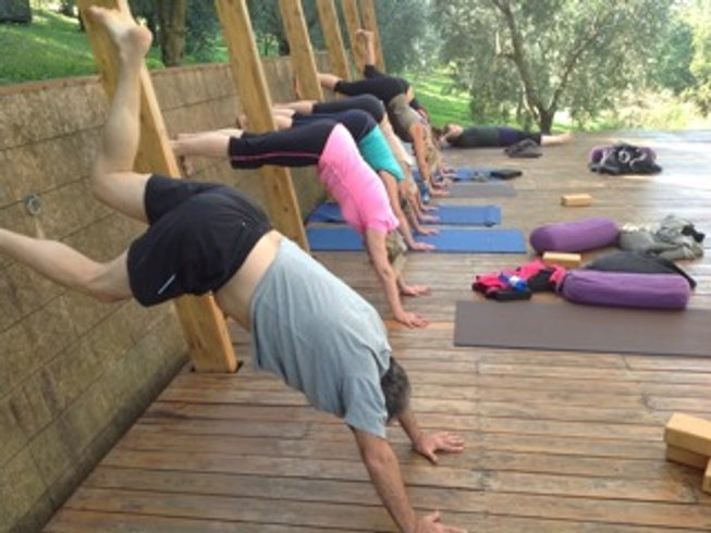 8 Days Yoga Holiday in Umbria, Italy