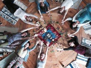 8 jours en stage de yoga, ayurveda, transformation et méditation au Guatemala