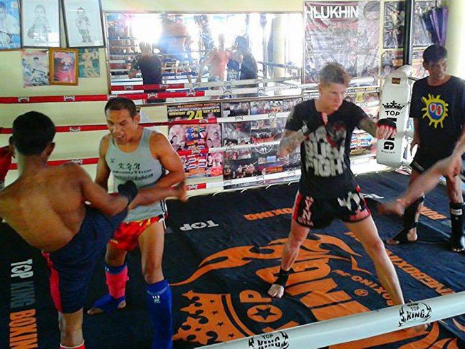 1 Week Muay Thai Training in Thailand