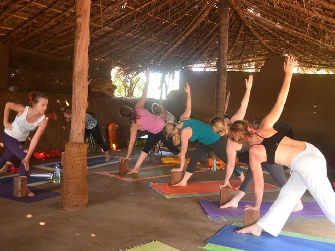 8 Days Meditation and Yoga Retreat in Goa, India