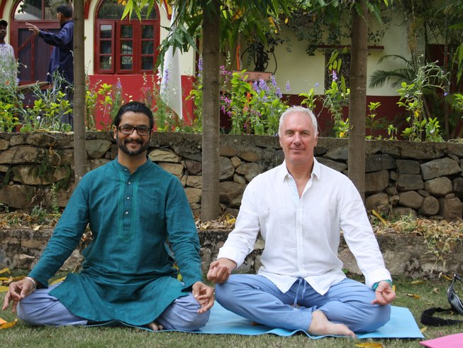 13 Tage Einzigartiges Yoga Retreat im Himalaya, Indien