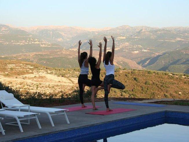 2 jours en stage de yoga bien-être à El-Koura, Liban
