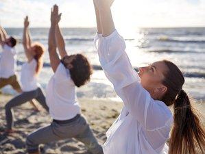 3 Tage Yoga Wochenende direkt am Meer in Baabe auf Rügen