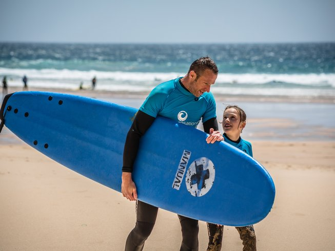 8 Days Surf Camp in Sagres, Vila do Bispo, Portugal