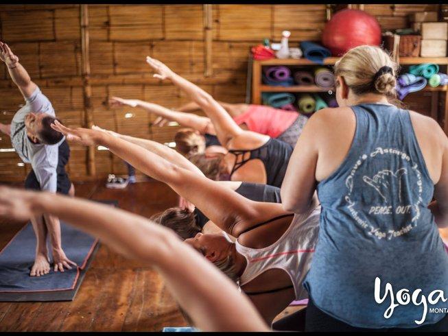 30 Days 200-Hour Vinyasa Flow Yoga Teacher Training in Ecuador
