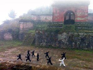 1 Month Wudang Qigong, Taiji, and China Kungfu Training