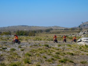 2 Days Weekend Enduro Guided Motorcycle Tour in Porto Area, Portugal