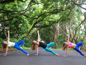 18 Days 200-Hour Therapeutic Yoga Teacher Training in Hawaii, USA