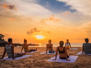 4 Day Yoga Holiday in Karon, Phuket