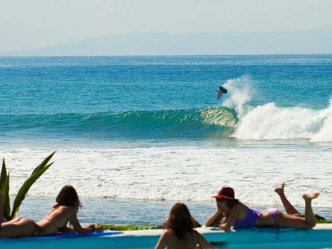 7 Days Surf and Yoga Retreat in Bali